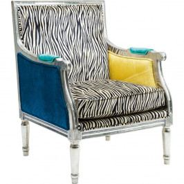 Křeslo Kare Design Zebra
