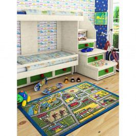 Dětský koberec Traffic,100x150cm