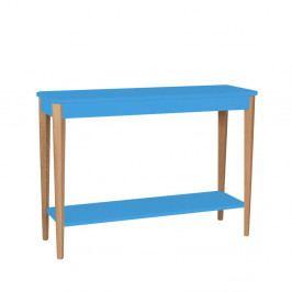 Modrý konzolový stolek Ragaba Ashme, šířka105cm