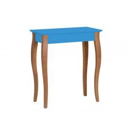 Modrý konzolový stolek Ragaba Lillo, šířka65cm