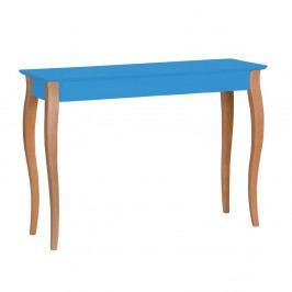 Modrý konzolový stolek Ragaba Lillo, šířka105cm
