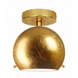 Stropní svítidlo ve zlaté barvě Sotto Luce MYOO Elementary