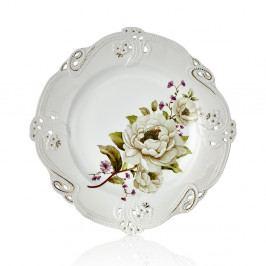 Sada 6 porcelánových talířů Franz Heinz, ⌀23,5cm