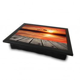 Servírovací tác spolštářem na spodní straně Dawn, 36 x 46 cm