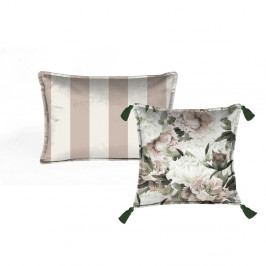 Sada 2 dekorativních polštářů Velvet Atelier Lili