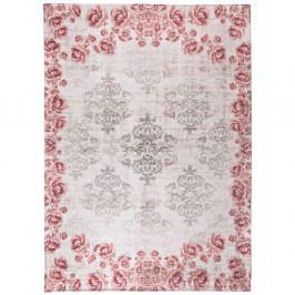 Šedorůžový koberec Universal Alice, 140x200cm