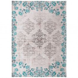 Modrošedý koberec Universal Alice, 80x150cm