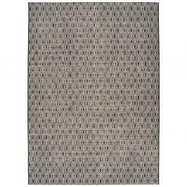 Šedý koberec Universal Stone Darko Gris, 140x200cm
