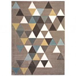 Koberec Universal Gris Multi Triangle, 140x200cm