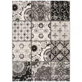 Šedý koberec Universal Hydra, 140x200cm