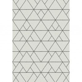 Bílý koberec Universal Nilo, 57x110cm