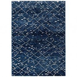 Modrý koberec Universal Indigo Azul, 120x170cm