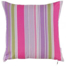 Povlak na polštář Apolena Purple Stripes