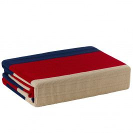 Pletená deka Colorful, 220x240 cm