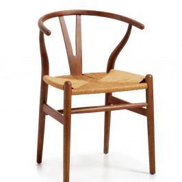 Židle ze dřeva mindi Moycor Nimes