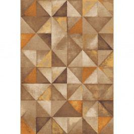 Béžový koberec Universal Delta, 133 x 190 cm