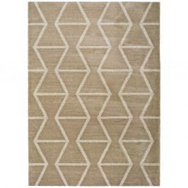 Béžový koberec Universal Diwali, 120 x 170 cm