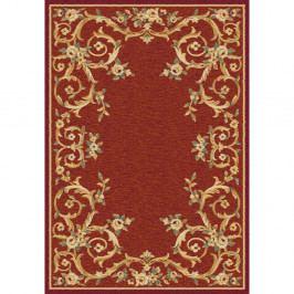 Červeno-žlutý koberec Universal 133 x 190 cm