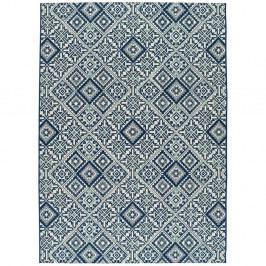 Koberec Universal Slate Historico Azul, 120 x 170 cm