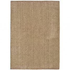 Béžový koberec Universal Benin Liso, 60 x 120 cm