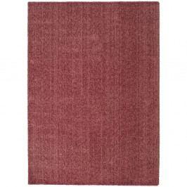 Červený koberec Universal Liso Salmon, 160 x 230 cm