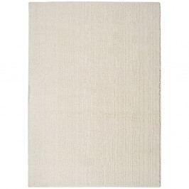 Bílý koberec Universal Liso Blanco, 60 x 120 cm