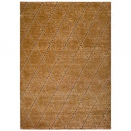 Hnědý koberec Universal Bukit Cobre,140x200cm