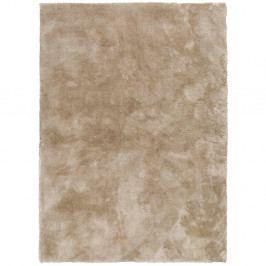 Béžový koberec Universal Nepal Liso Beig, 80 x 150 cm
