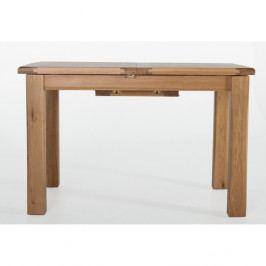 Rozkládací jídelní stůl z dubového dřeva VIDA Living Breeze, délka 1,8 m