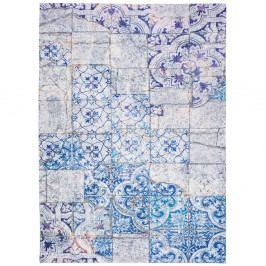 Šedomodrý koberec Universal Alice, 80x150cm
