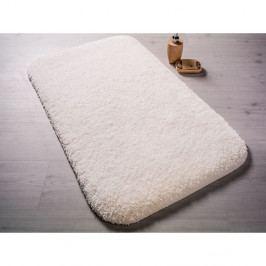 Bílá předložka do koupelny Confetti Bathmats Miami, 80x140cm