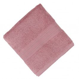 Růžový ručník Lavinya,50x90cm