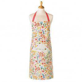 Kuchyňská zástěra z bavlny Cooksmart ® Be Happy