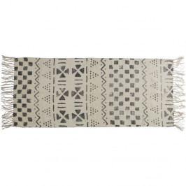 Bavlněný koberec BePureHome Stamp, 70 x 140 cm