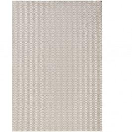 Šedý koberec vhodný do exteriéru Bougari Meadow, 140x200cm