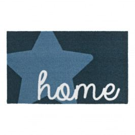 Modrá rohožka Zala Living Design Star Home Blue, 50 x 70 cm