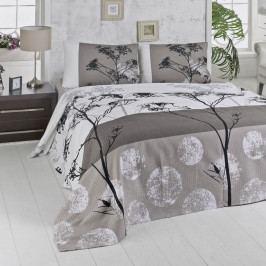 Přehoz přes postel Belezza  Grey, 160x230cm