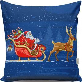 Polštář Christmas Night, 43x43 cm