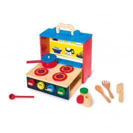 Kuchyňka na hraní Legler Mobile