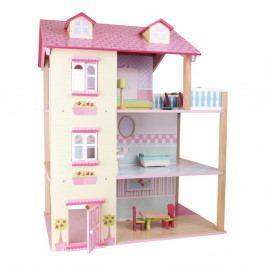 Dřevěný domeček pro panenky Legler Dolls