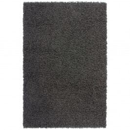 Černý koberec Obsession My Funky Anth, 40 x 60 cm