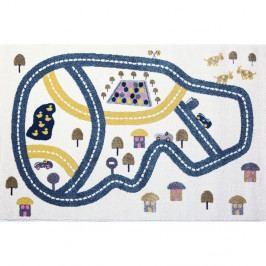 Koberec Art For Kids Racetrack, 135x190cm