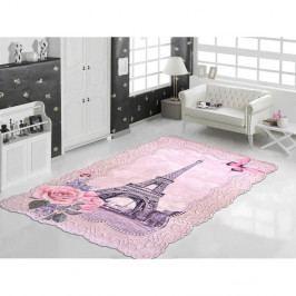 Odolný koberec Vitaus Kamio Pembe, 60 x 100 cm