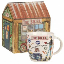 Hrnek z porcelánu Churchill China The Biker, 400 ml