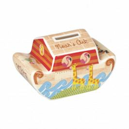 Kasička z kostního porcelánu Churchill China Noah's Ark