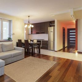 Vysoce odolný koberec vhodný do exteriéru Floorita Plain, 133x190cm