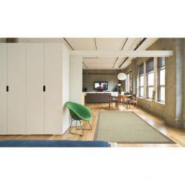 Vysoce odolný koberec vhodný do exteriéru Webtappeti Chrome,160x230cm