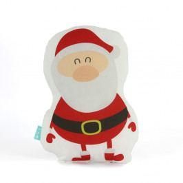 Polštářek Mr. Fox Santa, 40x30 cm