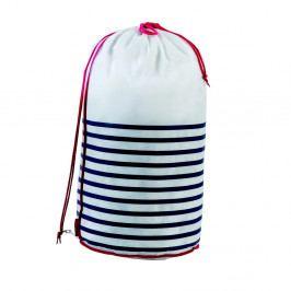 Vak na prádlo Compactor Laundry Bag Stripes