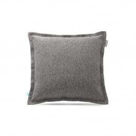 Světle šedý povlak na polštář Mumla Tweed, 45 x 45 cm